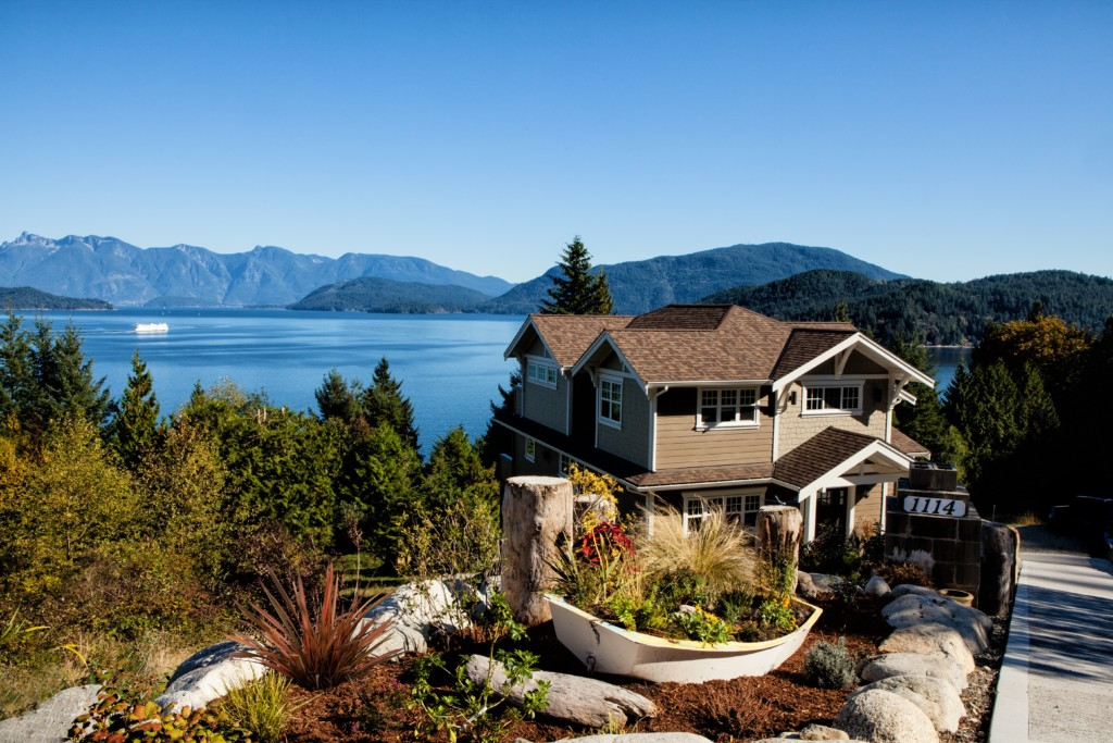 lakefront property